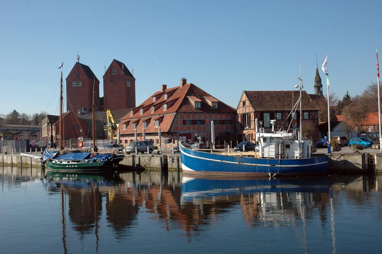 Neustadt In Holstein Hafen