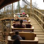 Kinderachterbahn im Hansa-Park